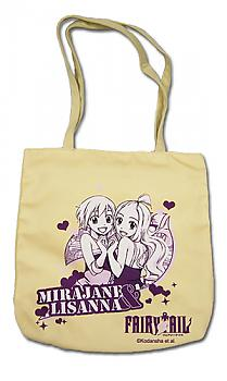 Fairy Tail Tote Bag - Mirajane & Lisanna