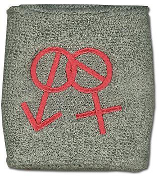 So I Can't Play H Sweatband - Boy Girl Symbol