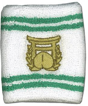 So I Can't Play H Sweatband - School Logo