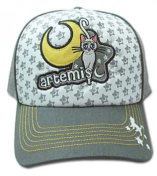 Sailor Moon Cap - Artemis Trucker