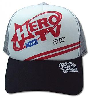 Tiger & Bunny Cap - Hero TV