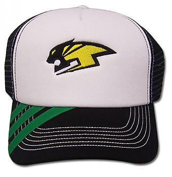 Tiger & Bunny Cap - Wild Tiger Emblem Trucker