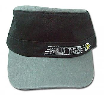 Tiger & Bunny Cap - Wild Tiger Military