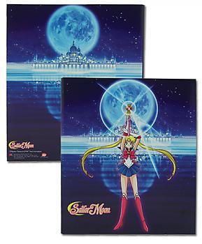 Sailor Moon Binder - Sailor Moon and Crystal Tokyo
