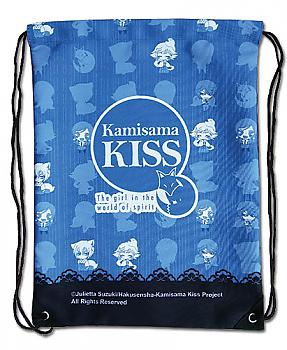 Kamisama Kiss Drawstring Backpack - Group SD