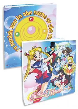 Sailor Moon Binder - Group