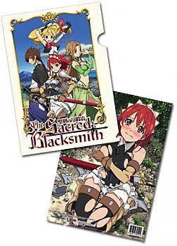 Sacred Blacksmith File Folder - Group