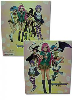Rosario+Vampire Binder - Group