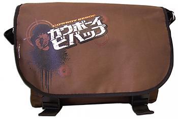 Cowboy Bebop Messenger Bag - Spike with Bullet Holes