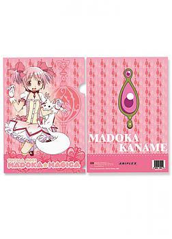 Puella Magi Madoka Magica File Folder - Madoka Kaname (Pack of 5)