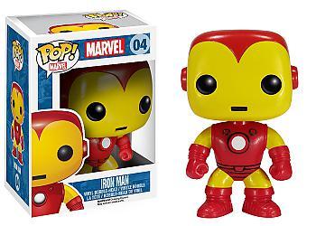 Iron Man POP! Vinyl Figure - Iron Man (Marvel)