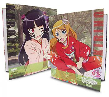 Oreimo Binder - Kirino and Kuroneko