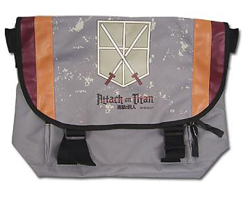 Attack on Titan Messenger Bag - Cadet Corps (Text Logo Ver. 1)