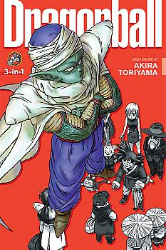 Dragon Ball Omnibus Manga Vol.  5 (3-in-1 Edition)