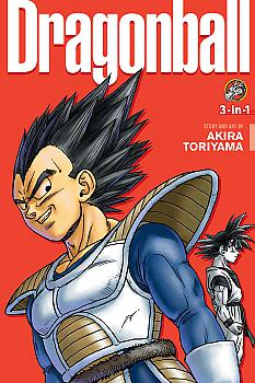 Dragon Ball Omnibus Manga Vol.  7 (3-in-1 Edition)