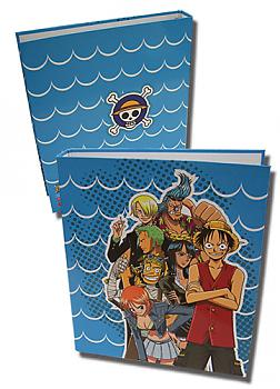 One Piece Binder - Water Group
