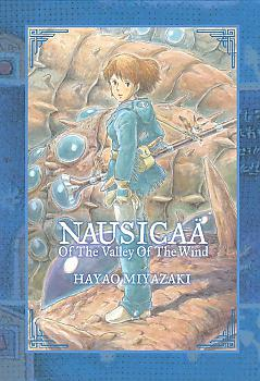 Nausicaa of the Valley of the Wind Manga Box Set