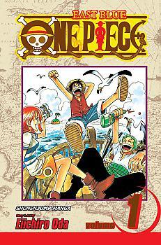 One Piece Manga Vol.  1: Romance Dawn
