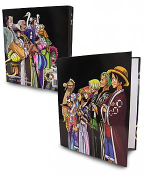 One Piece Binder - Straw Hats Vs Baroque Works