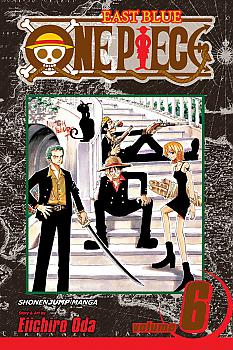One Piece Manga Vol.  6: The Oath