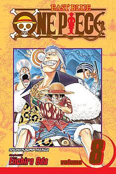 One Piece Manga Vol.  8: I Won't Die!