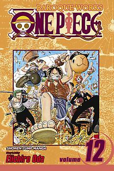 One Piece Manga Vol. 12: The Legend Begins