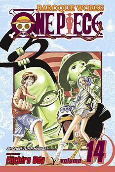 One Piece Manga Vol. 14: Instint