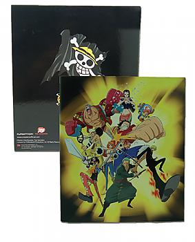 One Piece Binder - Straw Hats Pirates
