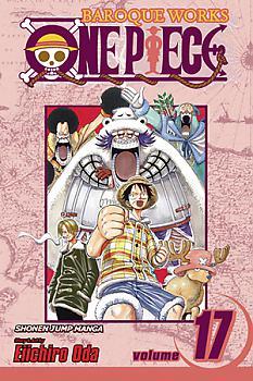 One Piece Manga Vol. 17: Hiriluk's Cherry Blossoms