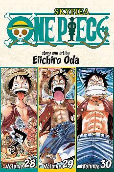 One Piece Omnibus Manga Vol. 10 Skypeia (Vol. 28-29-30)