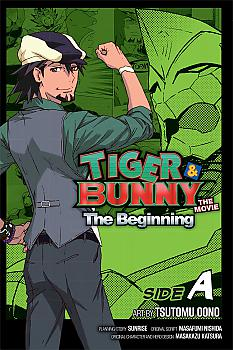 Tiger & Bunny Movie: The Beginning Mangs Vol.  1 Side A