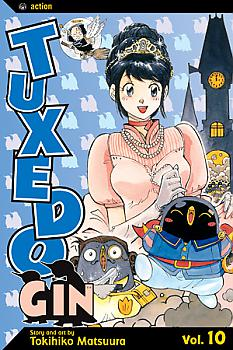 Tuxedo Gin Manga Vol.  10