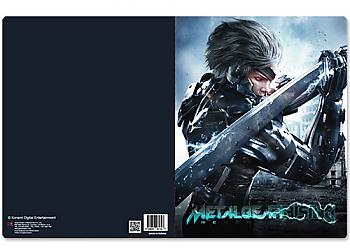Metal Gear Rising Pocket File Folder - Raiden Keyart