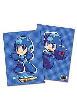 Mega Man Powered Up File Folder - Mega Man (Pack of 5)