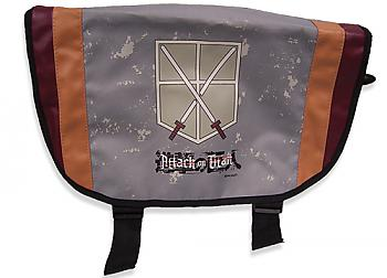 Attack on Titan Messenger Bag - Cadet Corps (Text Logo Ver. 2)