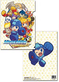 Mega Man Powered Up File Folder - Group (Pack of 5)