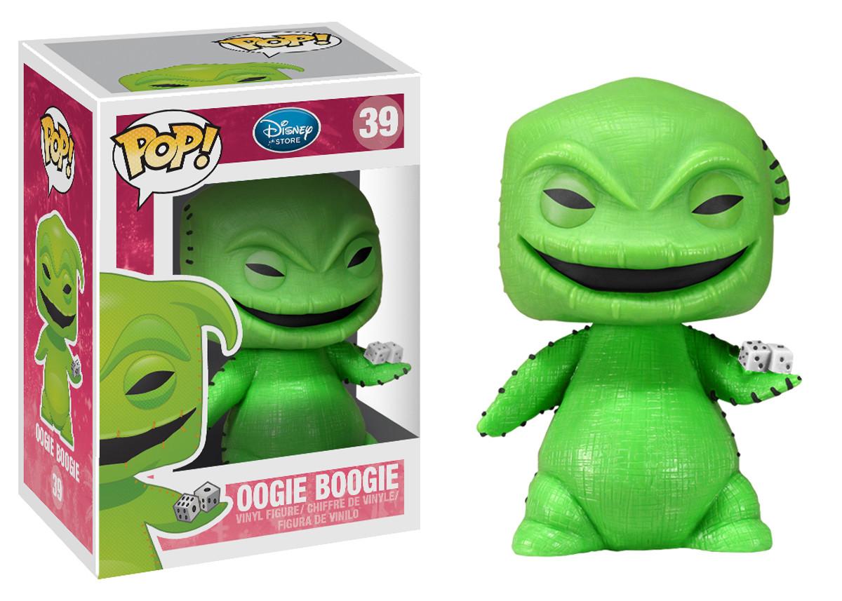 Nightmare Before Christmas POP! Vinyl Figure - Oogie Boogie (Disney ...