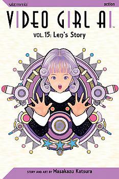 Video Girl Ai Manga Vol. 15: Len's Story