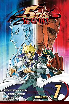 Yu-Gi-Oh! 5D's Manga Vol.   7 with CCG Card