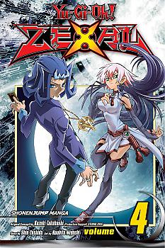 Yu-Gi-Oh! Zexal Manga Vol.  4 with Nightmare Shark Card