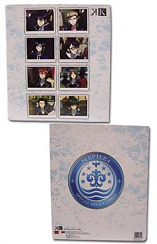 K Project Binder - Specter 4
