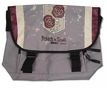 Attack on Titan Messenger Bag - Garrison Regiment (Text Logo Ver. 1)