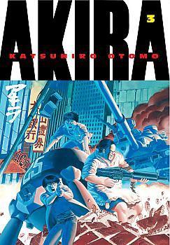 Akira Manga Vol.   3