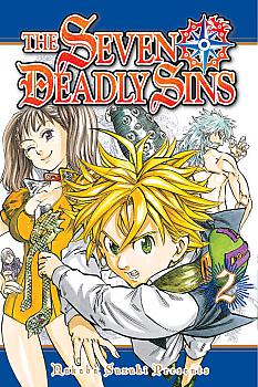 Seven Deadly Sins Manga Vol.   2