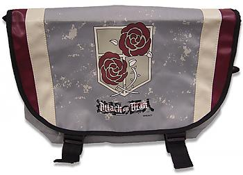 Attack on Titan Messenger Bag - Garrison Regiment (Text Logo Ver. 2)