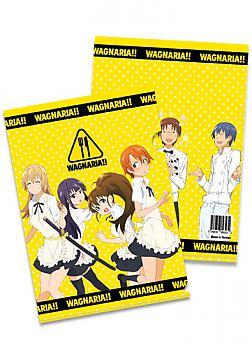 Wagnaria!! (Working) File Folder - Logo