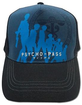 PSYCHO-PASS Cap - Group Silhouette