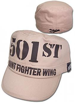 Strike Witches Cap - 501st