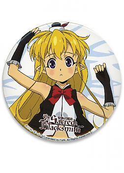 Sacred Blacksmith Button - Lisa
