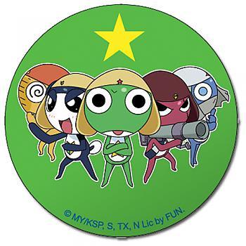 Sgt. Frog Button - Frog Brigade